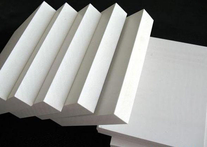18mm PVC Foam Board Sheet High Density Fireproof Smooth Edge For Furniture